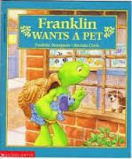 Franklin pet larger