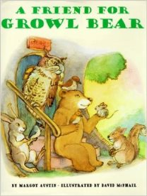 Friend Growl Bear