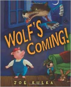 wolf's coming big